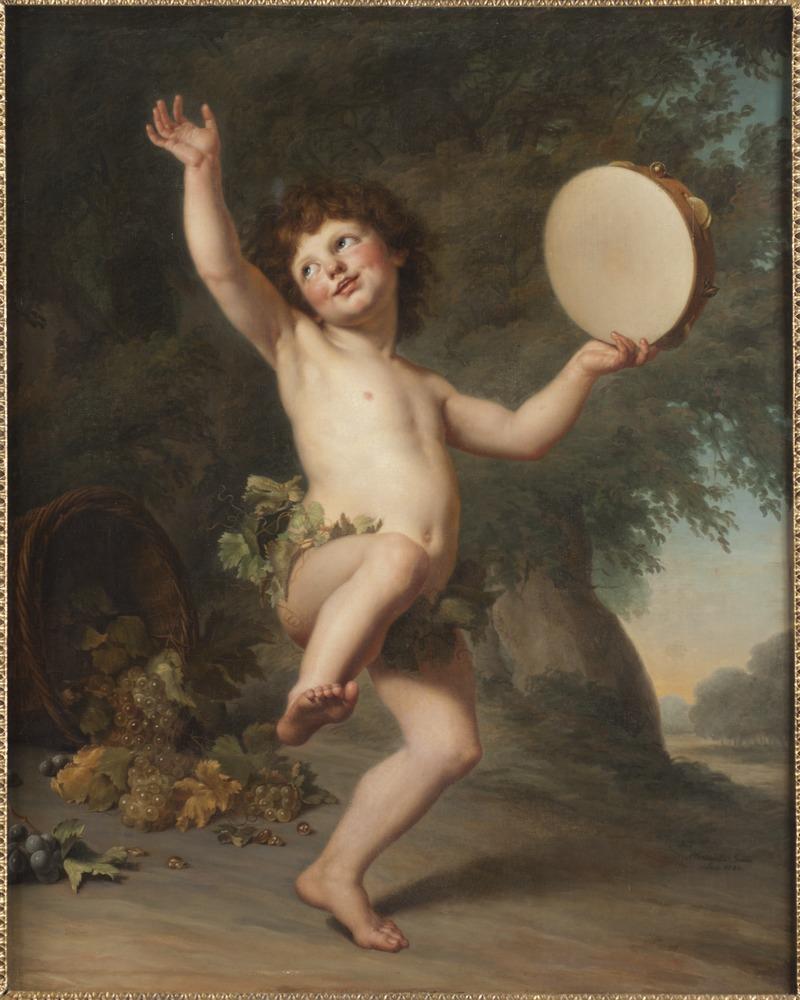 Cupid as Bacchus (Adolf Ulrik Wertmüller) - Nationalmuseum - 18036.tif