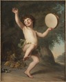 Cupid as Bacchus (Adolf Ulrik Wertmüller) - Nationalmuseum - 18036.tif