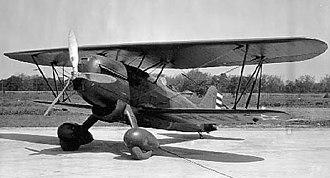 Curtiss XP-22 Hawk - Image: Curtiss XP 22 060906 F 1234P 008
