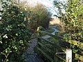 Cyclepath Heading Towards Bar Hill - geograph.org.uk - 1075360.jpg