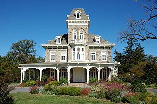 Cylburn Arboretum United States historic place