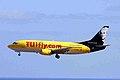 D-AGEJ 1 B737-3L9 TUIfly.com(Leipzig tail) LPA 20JAN10 (6235411629).jpg