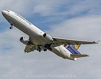 D-ALCD - MD11 - Lufthansa Cargo