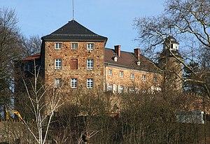Ortenberg, Hesse - The castle of Ortenberg, Schloss Ortenberg