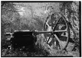 DRIVE WHEEL AND CANE CRUSHER - Estate Adrian, Cruz Bay, St. John, VI HAER VI,2-CRUZBA,3-1.tif