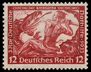 Siegfried vs Fafner the dragon