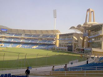 2014 Indian Super League Final - Image: DY Patil Stadium