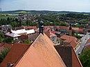 Dačice, výhled z věže, východ (03).jpg