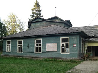 Siversky - Image: Dachnaya Stolica