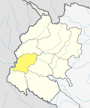 Dadeldhura District District in Sudurpashchim Province, Nepal