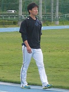 Daiki Tohmei Japanese baseball player