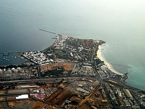 Industrial park - Industrial zone in Dakar (Senegal)