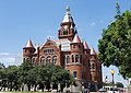 Dallas County Courthouse with Texas Flag.jpg