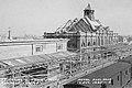 Damaged Shinchiku Station after the bombardment.jpg