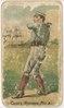 Dan Casey, Philadelphia Quakers, baseball card portrait LCCN2007680776.tif