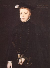 Henry Stuart, Lord Darnley - Wikipedia