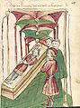 Das Interregnum Drei Männer am Grab eines Kaisers.jpg