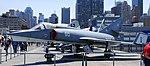 Dassault Étendard IVm, Intrepid Sea, Air and Space Museum, New York. (31696535137).jpg