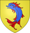 Dauphin of Viennois Arms.svg