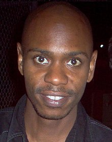 Dave Chappelle in 2003.
