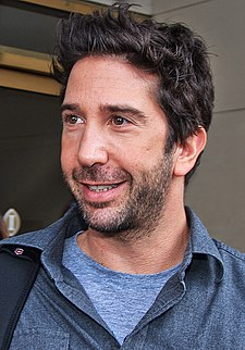 Schwimmer at the 2010 Toronto International Film Festival