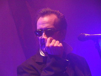 The Damned (band) - Vanian in 2013.