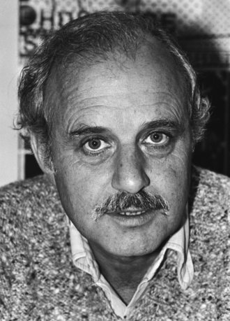 David McTaggart - David McTaggart in 1981