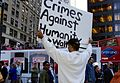 Day 21 Occupy Wall Street October 6 2011 Shankbone 5.JPG