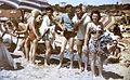 Day at the beach, Orange County, 1940s.jpg