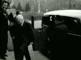 Film van de eerste zitting van het Internationaal Gerechtshof