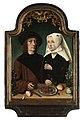 De schilder en zijn vrouw, Meester van Frankfurt, 1496, Koninklijk Museum voor Schone Kunsten Antwerpen, 5096.jpg