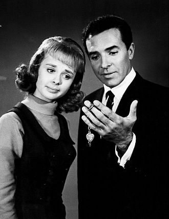 Karen (1964 TV series) - Karen thinks one of her teachers (Miguel Landa) is the mystery person who sent her an expensive bracelet, 1965.