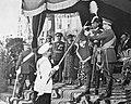 Decorazione della Regina Bandiera Marinara Italiana.jpg