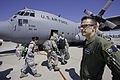 Defense.gov News Photo 120615-F-AB151-062 - U.S. Air Force Senior Airman Christian Cattell conducts a head count of airmen boarding a C-130H Hercules aircraft at Reno-Tahoe International.jpg