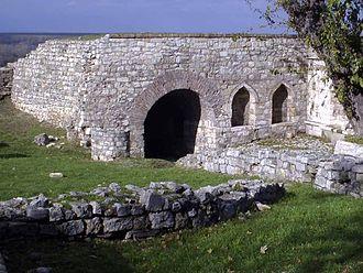 Gates of Belgrade - Image: Defterdarova kapija