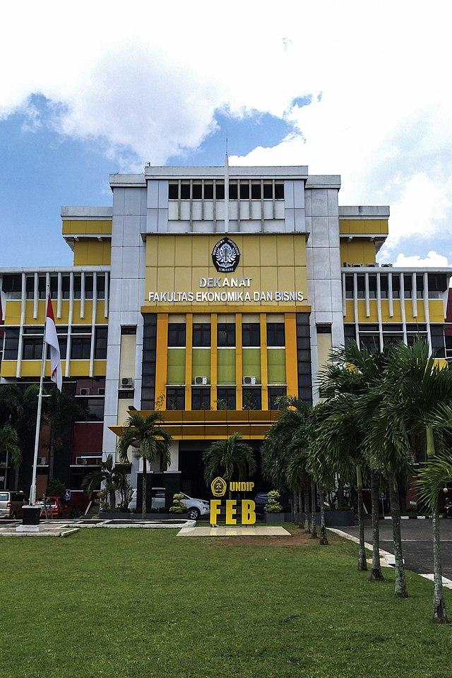 Fakultas Ekonomika Dan Bisnis Universitas Diponegoro Wikiwand