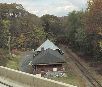 Delaware Water Gap (DL&W station) - In 2014