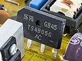 Dell Professional P2212H - power supply board - Taiwan Semiconductor Company TS4B05G-2148.jpg