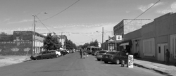 Delta Avenue in Clarksdale