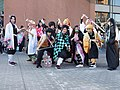 Demon Slayer cosplayers at CWT53 20191215a.jpg