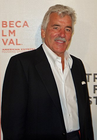 Dennis Farina - Farina at Tribeca Film Festival in 2007