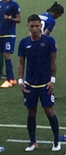 Dennis Villanueva Filipino footballer