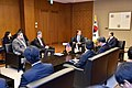 Deputy Secretary Blinke, Special Representative Kim, and Ambassador Lippert Meet With South Korean First Vice Foreign Minister Lim in Tokyo (24378697932).jpg