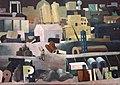 Der Umzug, 1999, Ölfarbe, Leinwand, 99x138.jpg