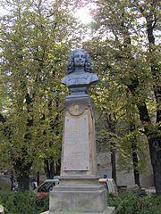 pomník Raduita de Souches