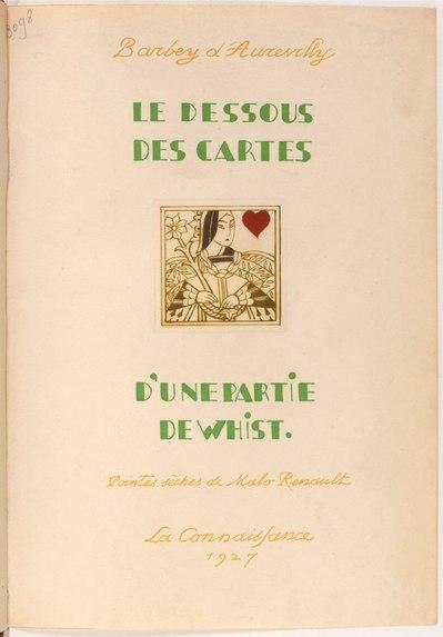 File:Dessous des Cartes d'une partie de Whist de Barbey d'Aurevilly, ill. Malo-Renault.pdf