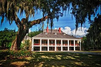 Destrehan, Louisiana - Destrehan Plantation est.1780-1790