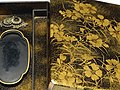 Detail of Lacquered Writing Box - 18th Century - Tokyo National Museum - Tokyo - Japan (47109471994).jpg