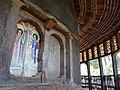 Detail of Ura Kidane Mihret (Church) - Zege Peninsula - Near Bahir Dar - Ethiopia - 04 (8680681424).jpg
