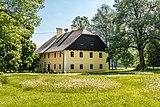 Deutsch-Griffen Spitzwiesen vulgo Haidner Bauernhaus SW-Ansicht 13062017 9339.jpg